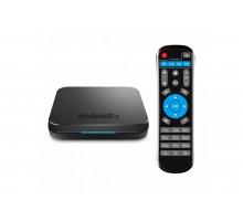 Смарт ТВ приставка INVIN KM9pro 4Gb/32Gb (Android TV Box)