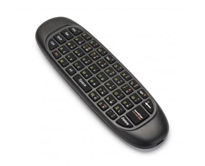 Пульт с гироскопом Air Mouse + клавиатура INVIN I10