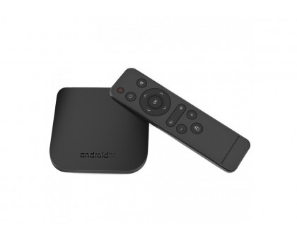 Приставка Смарт ТВ - INVIN M8S+ (Android TV Box)