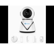 Система умный дом Invin SC-4 (WiFi камера + 5 датчиков)