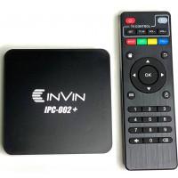 Смарт приставка INVIN IPC002+ 2G/16Gb (Android TV Box)