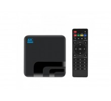 Приставка Смарт ТВ - INVIN X4 4Gb/32Gb (Android TV Box)