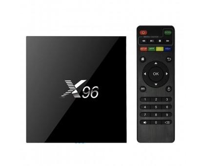 Приставка Смарт ТВ - INVIN X96-2Gb/16Gb